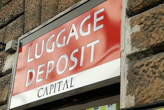 Deposito Bagagli Roma Termini – Dove trovare i posti migliori per depositare i bagagli?
